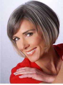 Help For Growing Colored Hair Back To Grey Enright Salon